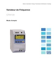 variateur de frequence cfw100
