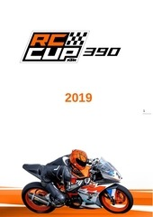 note rc 390 cup 2019