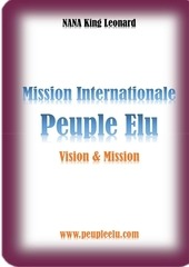 vision de la mission internationale peuple elu mipe