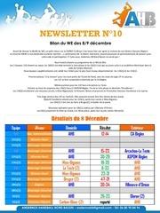 newsletter 2018 2019 n10