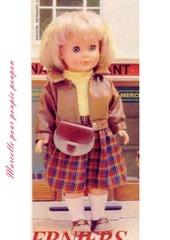 1983 09 mfrancoise blouson pull jupe