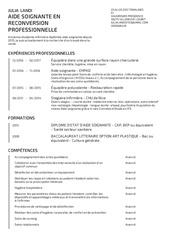 Fichier PDF moncvgenere