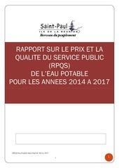 rapport 2018 service public de leau la creole