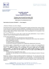 intervention l dumont   fdva   associations 29 novembre 2018