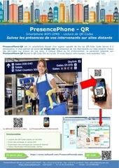 qrcodepresence mobile le logiciel de pointage par qr code