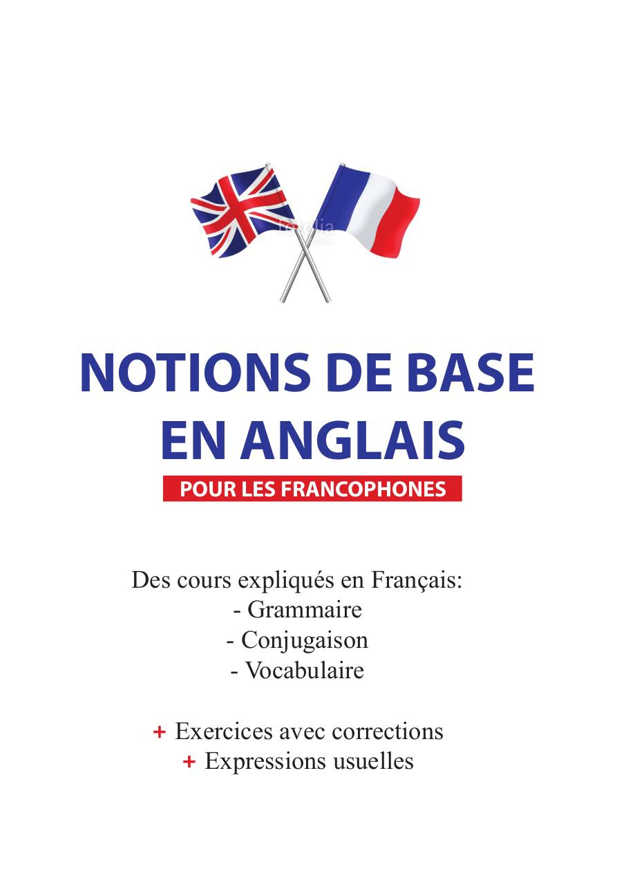 L Anglais Pour Les Francophones Fichier Pdf