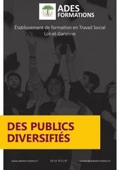 publics diversifies