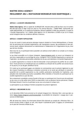 reglement maitre doka agency   instagram   181218