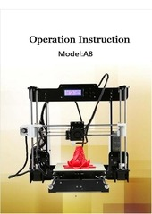 a8 operation  instruction z