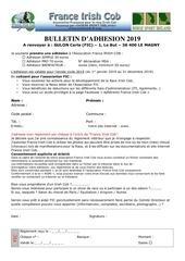 Fichier PDF adhesion 2019