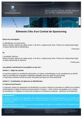 elements cles dun contrat de sponsoring1