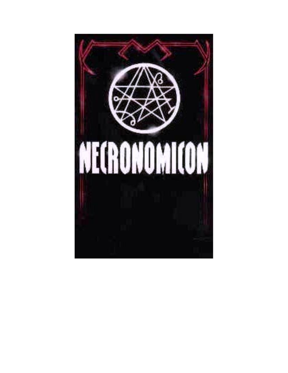 The Complete Necronomicon Part I par Wolff King Morrow
