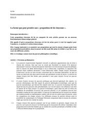 proposition citoyenne de loi