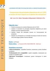 Fichier PDF pp ecole   fiche technique seminaire sur la loi de finances 2019