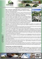 news otre idf 8 janvier 2019