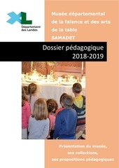 Fichier PDF samadetmuseedepartementaldossier pedagogique20182019