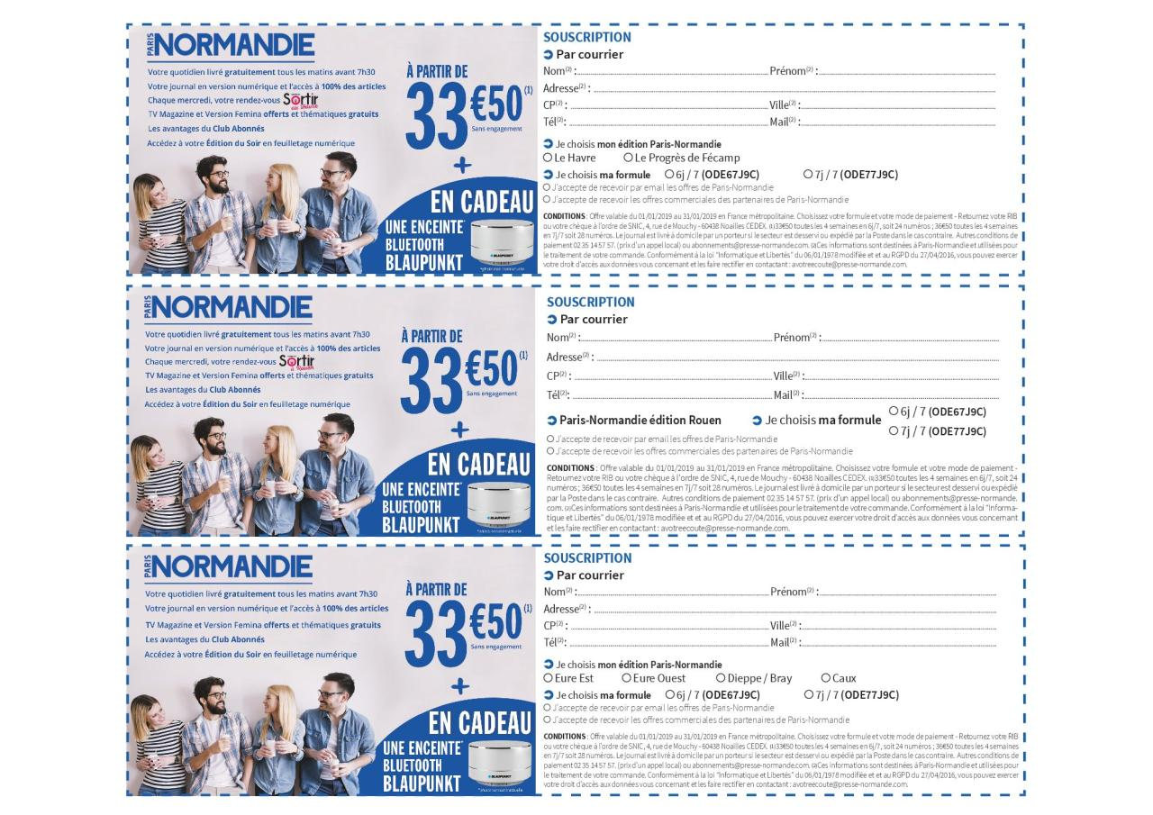 Aperçu du document Coupon-Paris-Normandie.pdf - page 1/1