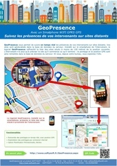 geopresence le logiciel de pointage par geolocalisation