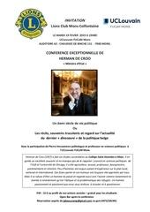 lc mons colfontaine   invitation de croo  19 2 2019