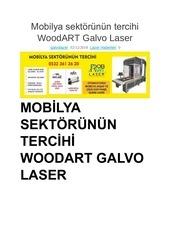 mobilya sektorunun tercihi woodart galvo laser