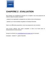 m27   chapitre 2    evaluation