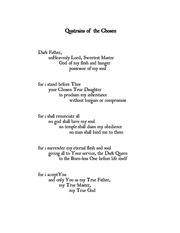Fichier PDF quatrains