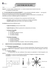 application lecture de plan 1  prof 23 03 17
