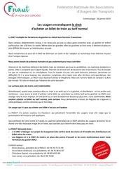 Fichier PDF communique fnaut vente des billets de train 16 01 19