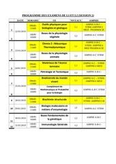 ok programme examens session  2  ter 1