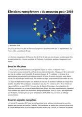 Fichier PDF elections europeennes du nouveau pour 2019