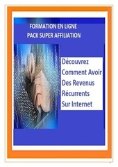 support pour affilie du programme daffiliation super affiliation