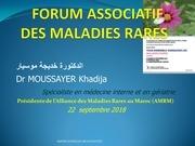 Fichier PDF forum associatif  maladies rares 2018