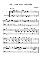 2 cellos allegretto