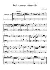 allegro 2 cellos