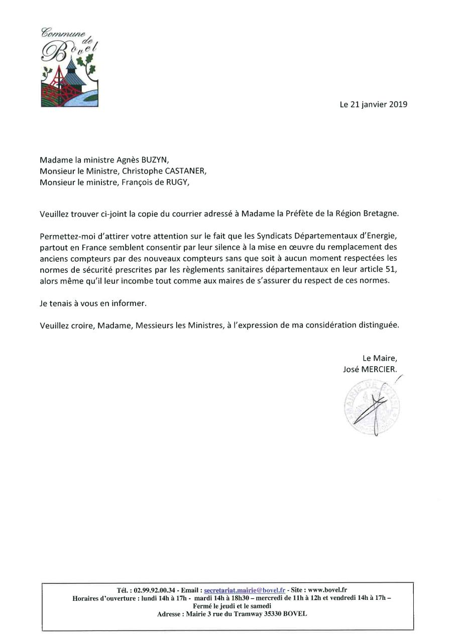 Aperçu du document courrier ministre.pdf - page 1/1