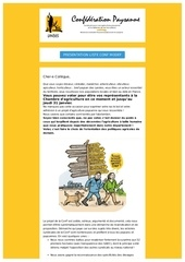 newsletter elections