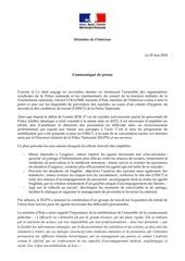 communique 29 05 prevention suicide 1