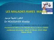 Fichier PDF conference alliance maladies rares