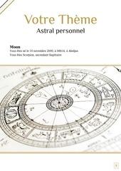 votre theme astral personnel 5