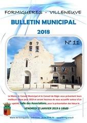 2018 bulletin