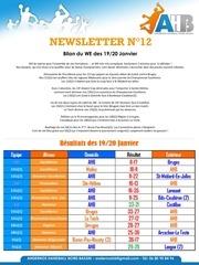 newsletter 2018 2019 n12