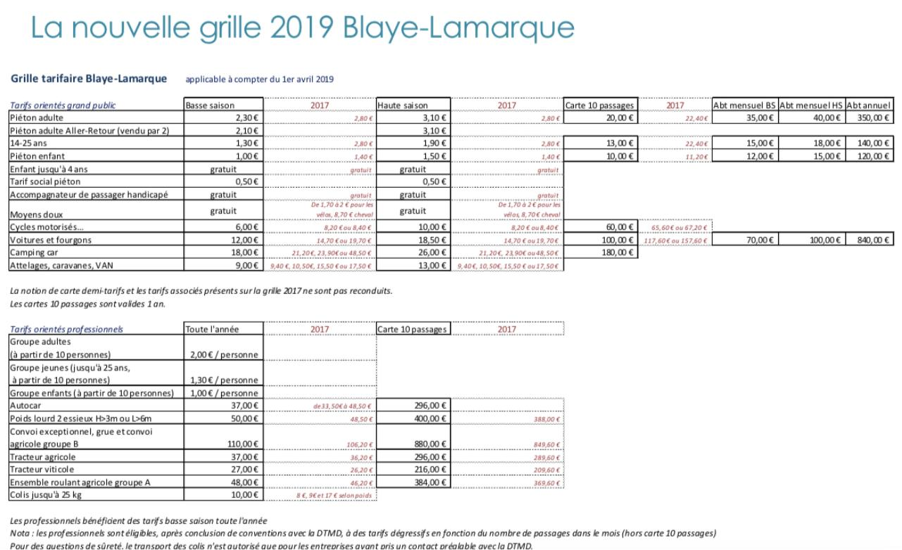 Aperçu du document TARIF 2019 BLAYE.pdf - page 1/1