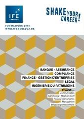 catalogue ife special banque   assurance