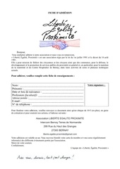 Fichier PDF nouvelle fiche dadhesion