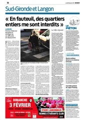 sud ouest pages 18