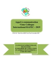Fichier PDF veme colloque  rafec 2019