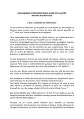 Fichier PDF communique de francoise baud