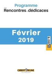Fichier PDF agenda des evenements fevrier