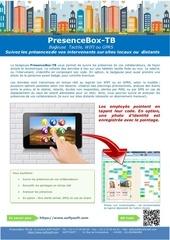 tactilepresence le logiciel de pointage sur tablettes tactiles