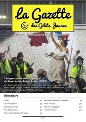 document gazette des gilets jaunes edition n deg 7 238
